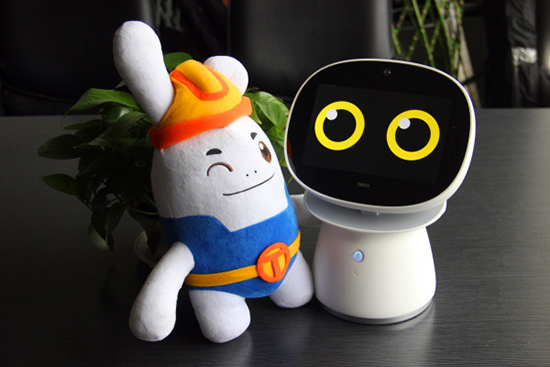 关爱孩子成长,360儿童机器人发布