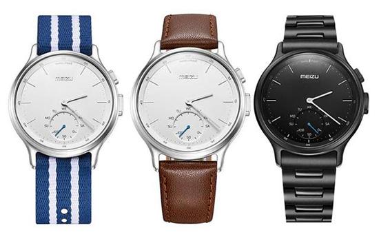 魅族智能手表登录众筹平台,999元买不买