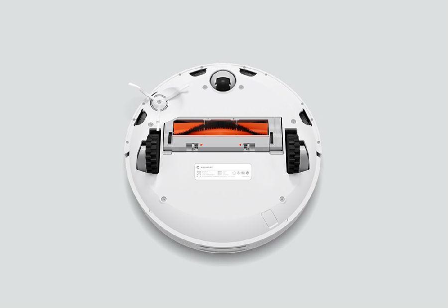 小米发布1699元米家扫地机器人,高智商扫得干净扫的快