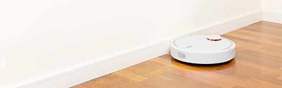 小米發布米家掃地機器人,加速品牌布局圖片