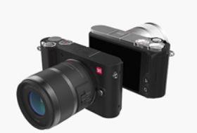 小蚁微单相机M1-硬蛋网