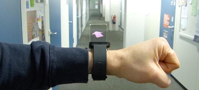 谷歌首款可穿戴式AR一体机曝光