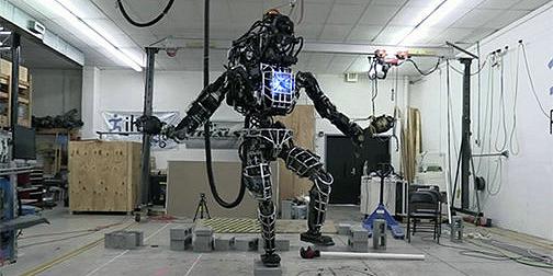 美媒 科学家发明无头 软腿 机器人 可穿越多种地形