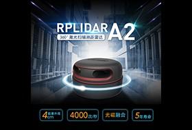 思岚360度激光雷达开发套装 A2M8